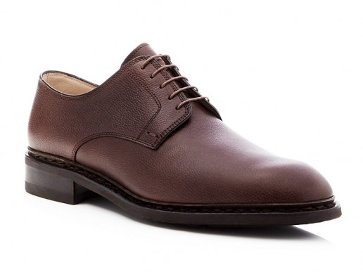 b27156af57dc Paraboot Chopin Plain Toe Derby Shoes 56% off