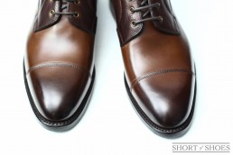 Carlos Santos Field Boot Burnished Cap Toes