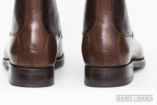 Carlos Santos Field Boot Heel