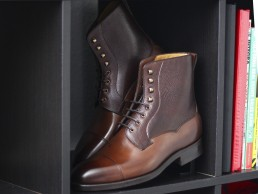 Carlos Santos Field Boot On Shelf