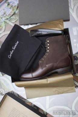 Carlos Santos Shoe Review