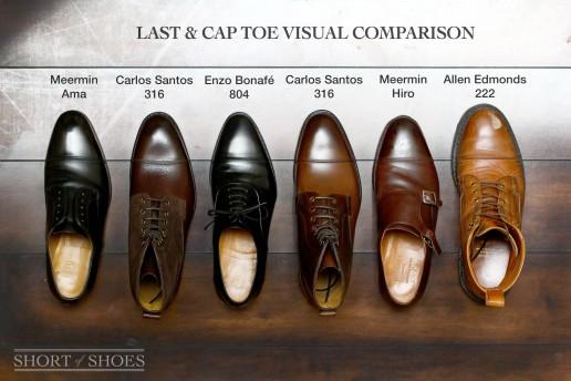 Carlos Santos 316 Last Comparison