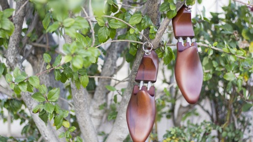 Kent Wang Beechwood Shoe Trees Review