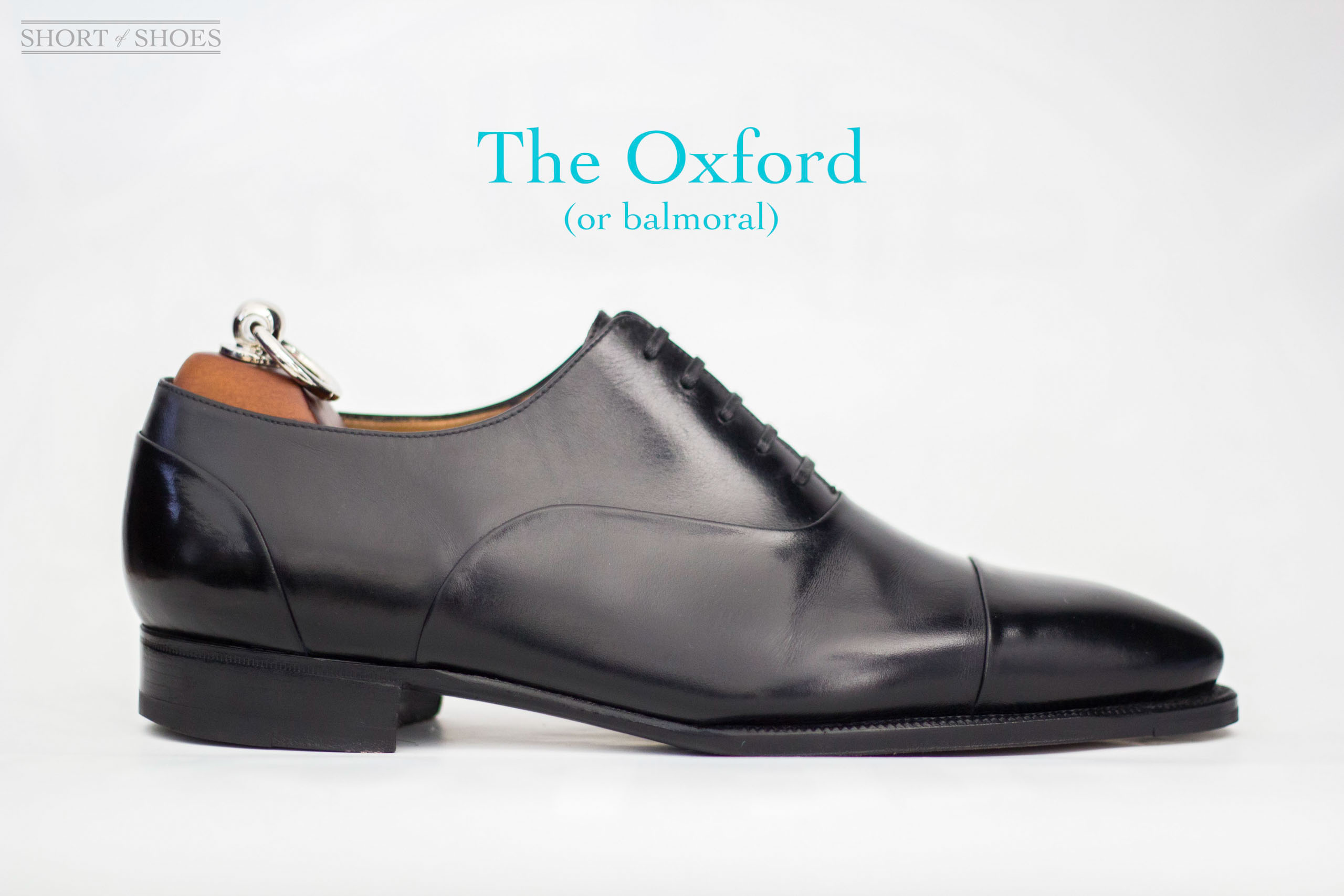 What Is An Oxford Dress Shoe And Why Not All Dress Shoes Are Oxfords