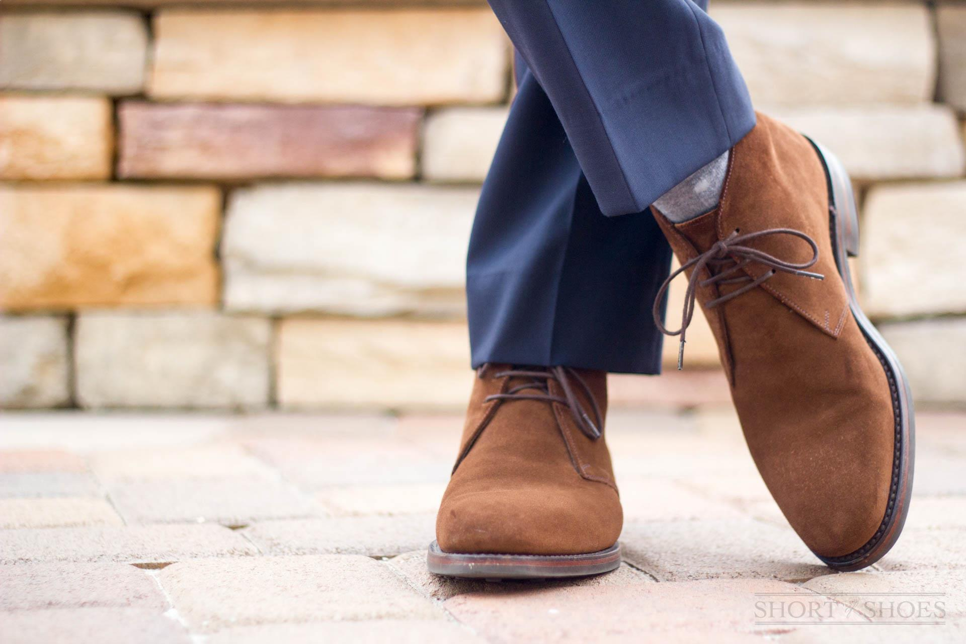 Loake Shoes Review - Kempton Suede